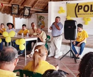 El Polo escogió a sus primeras candidaturas para elecciones en el Magdalena.