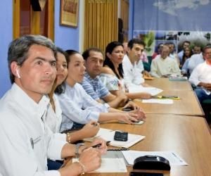 El acuerdo fue consolidado gracias a la gestión de la administración departamental, a través de la Secretaría de Desarrollo Económico.