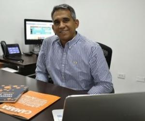 Alfonso Lastra Fuscaldo, nuevo Presidente Ejecutivo de la Cámara de Comercio de Santa Marta para el Magdalena.