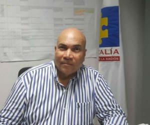 Vicente Guzmán, director de Fiscalía en el Magdalena.