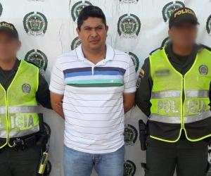 El sujeto fue capturado cuando la Policía realizaba labores de patrullaje.