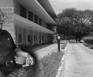 Gustavo Trujillo falleció este 31 de enero de 2019, a los 94 años de edad.