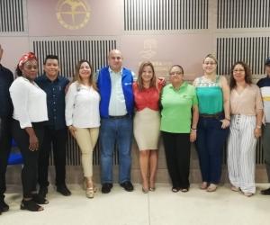primer Consejo Departamental de Paz, Reconciliación y Convivencia