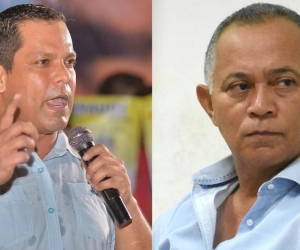 Luis Alberto Monsalvo Gnecco y Fredys Socarrás Reales