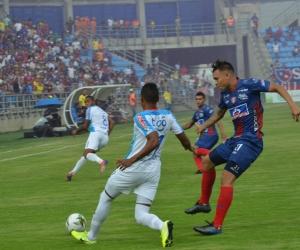 El goleador samario está enfocado en salvar la categoría del 'Ciclón'.