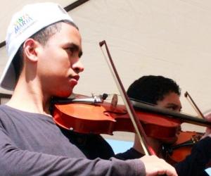 Orquesta sinfónica Efac.