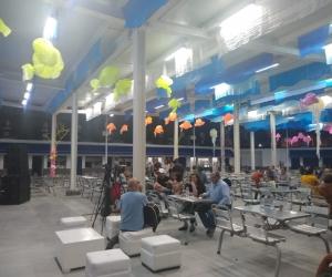 Poca asistencia al evento de lanzamiento del Festival del Mar.