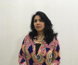 Cindy Zawady, exsecretaria de Cultura del Distrito