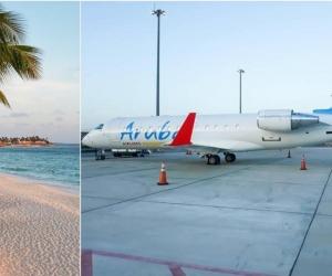 Aruba Airlines.
