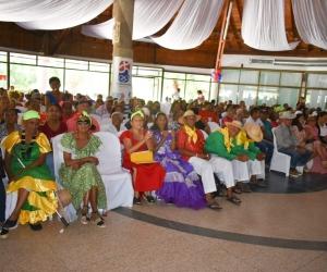 En el marco del encuentro las delegaciones municipales disfrutaron de actividades recreativas, culturales y muestras folclóricas, propias de cada municipio.