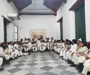 La creación de dicha agremiación temporal, en la que participaron 102 indígenas kogui pertenecientes al Magdalena, se dio a través de la firma de un acuerdo.