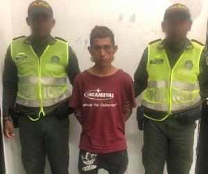 César Antonio Núñez Gómez, de 22 años de edad.