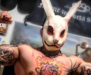 Leandro Matías B., 'el carnicero tatuador'