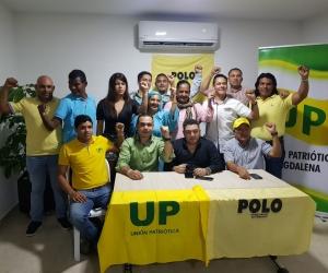 Candidatos al Concejo por la lista de la Convergencia Democrática.