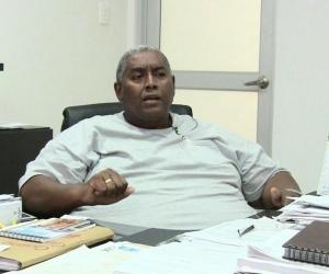 Luis Peñaloza Fuentes, Alcalde de Codazzi.