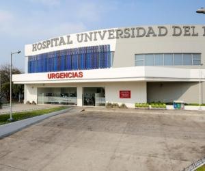 Hospital Universidad del Norte.