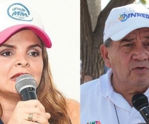 Diana Viveros y Edgar Martínez volverán a sus antiguos cargos.