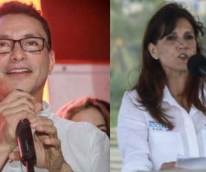 Carlos Caicedo y Rosa Cotes
