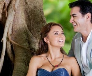 Angelique Boyer y David Zepeda