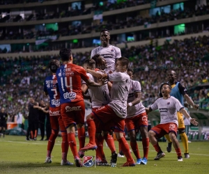 Medellín celebra haber derrotado al Cali.