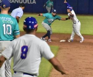 Leones de Santa Marta contra Caimanes de Barranquilla.