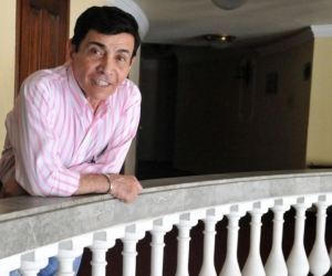 Jaime Manzur.
