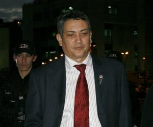 Rodrigo Roncallo, excongresista del Magdalena.
