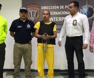 'El lobo feroz' había sido extraditado desde Venezuela hacia Colombia para cumplir condena en cárcel La Picota de Bogotá.