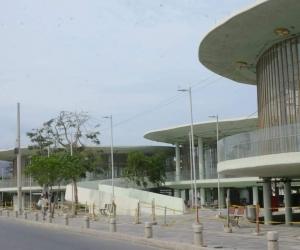 Megabiblioteca de Santa Marta.