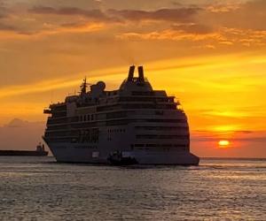 En las últimas 48 horas Santa Marta recibió a 6.411 visitantes de crucero.