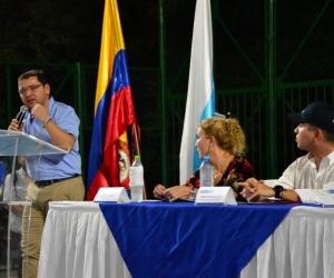 El alcalde de Santa Marta, Rafael Martínez, a través de su cuenta Twitter expresó que este fallo es una nueva victoria jurídica del Distrito.