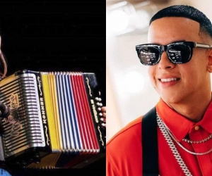 Daddy Yankee y Maria Silena Ovalle