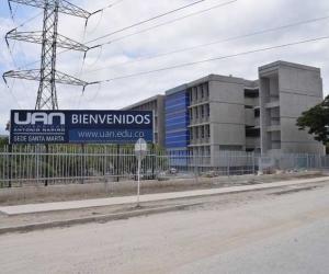 Universidad Antonio Nariño, de Santa Marta