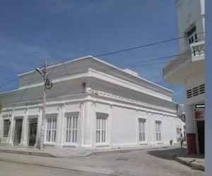 Hace unos minutos, cuatro hombres armados, atracaron el banco Davivienda del municipio de Ciénaga.