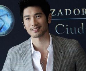 Godfrey Gao.