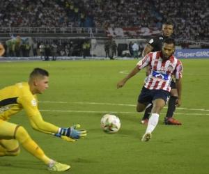El cotejo de ida finalizó 0-0 en el Metropolitano.
