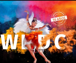 World Latin Dance Cup.