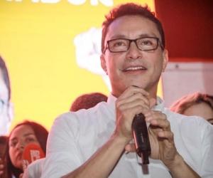 Carlos Caicedo, gobernador electo del Magdalena