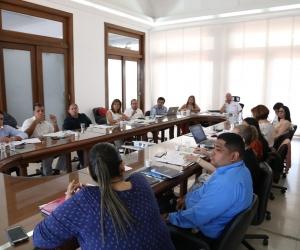 Reunión del Comité de Vigilancia Fiscal