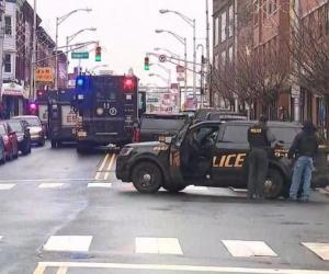 Durante al menos una hora sonaron los intercambios de disparos en la comunidad de Greenville de Jersey City