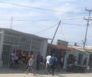 El hecho se registró en el corregimiento de Orihueca, municipio Zona Bananera.