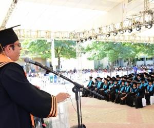 En el marco de una conmovedora y emocionante jornada de graduación, la Universidad del Magdalena tituló a 1.136 nuevos profesionales.