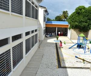 El gobierno de Rosa Cotes deja una buena infraestructura educativa en el Magdalena.