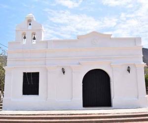 Iglesia San Francisco de Asís de Taganga.