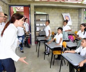 Lograron incrementar el Índice Sintético de Calidad Educativa en el 83.87%.