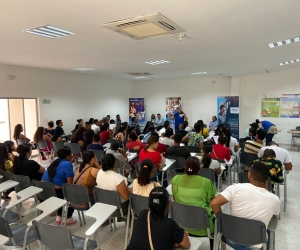 Reparación a jóvenes víctimas del conflicto