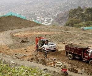 Cementerio en Antioquia - imagen de referencia.