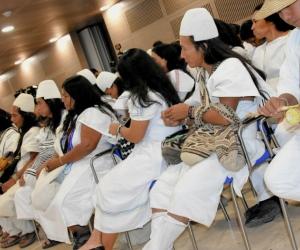 Indígenas del departamento recibieron apoyo del gobierno de Rosa Cotes.