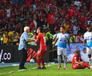Instantes previos a la agresión de Piedrahita sobre Carrascal.