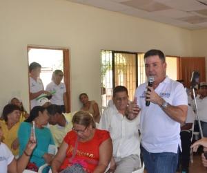 José Rodrigo Dajud, gerente de la Essmar
